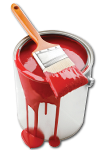 we offer a great paint mixing service